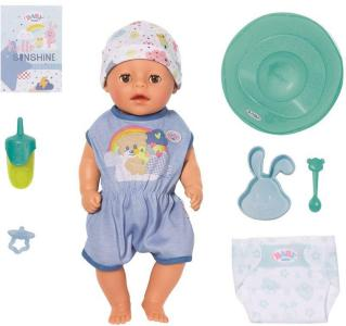 BABY Born Soft Touch Little Boy - dukke 36cm