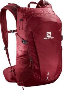 Salomon Trailblazer 30 Backpack biking red/ebony  2020 Tursekker