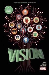 Vision MARVEL COMICS