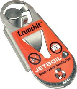 Jetboil Crunchit Gassboks Punkterer Sølv