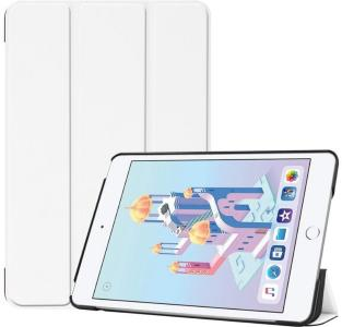 Deksel Tri-Fold Smart iPad Mini 5/4 hvit