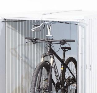 Biohort sykkelstativ for minigarasje