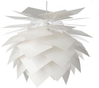 PineApple Medium Pendel Hvit - DybergLarsen