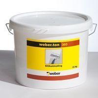 Weber.ton 303 Silikatmaling, 15kg Weber Standardfarger