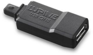 Lupine USB One Lader Powerbank Bruk ditt Lupine batteri som Powerbank