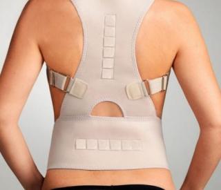 Dr. Gem magnetiske støttebelte