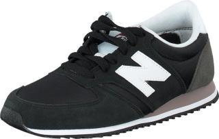 New Balance U420CBW Black, Sko, Sneakers og Treningssko, Sneakers, Grå, Svart, Unisex, 38