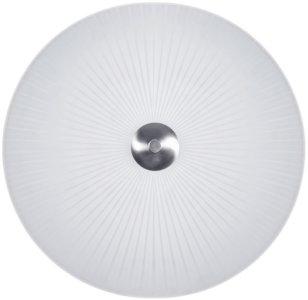 Globen lighting Takplafond Siri Unisex Hvit
