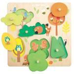 Le Toy Van Petilou® Woodland Tree Puzzle 12 - 24 months