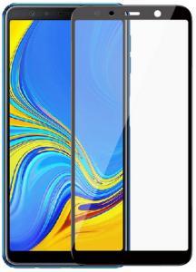 DACOTA PLATINUM TIGER GLASS GALAXY A7 2018 SVART
