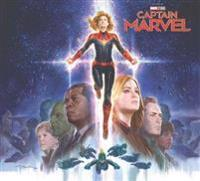 Marvel's Captain Marvel: The Art Of The Movie MARVEL COMICS