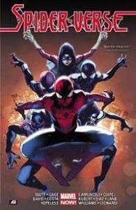Spider-verse MARVEL COMICS