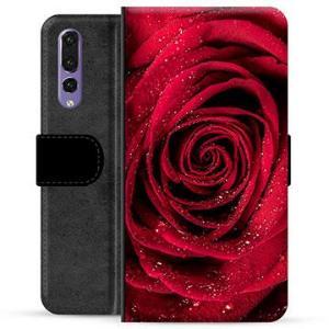 Huawei P20 Pro Premium Lommebok-deksel - Rose