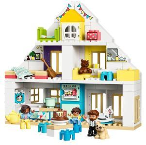 LEGO DUPLO - 10929 Modulbasert lekehus