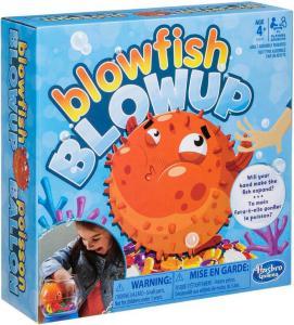 Blowfish Blowup Brettspill Norsk utgave