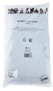 Zone Denmark Avfallsposer 50 stk. LDPE