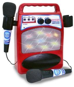 Sanganlegg 2 mikrofoner fjernkontroll 50 W   expondo.no