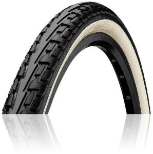 Continental Ride Tour Tyre 27 x 1/4, wire bead black/white 32-630 | 27 x 1/4 2020 El-sykkel Dekk