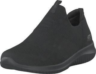 Skechers Ultra Flex Bbk, Sko, Sneakers og Treningssko, Sneakers, Grå, Dame, 36