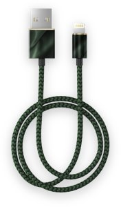 IDEAL OF SWEDEN Fashion Cable, 1m Emerald Satin Cable