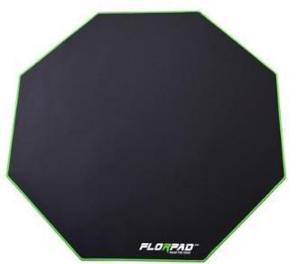 FLORPAD Green Line 100x100 Green/Black  AE43WB