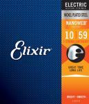 Elixir Nanoweb el-gitar 7str. (010-059) 12074