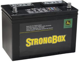 John Deere Batteri 12V 75Ah
