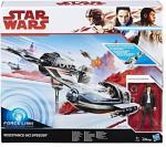 Star Wars E8 Class C Vehicle Resistance ski speeder, Force Link Inget (Storm)