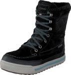 Viking Inferno Black, Sko, Boots, Varmforet boots, Svart, Barn, 28