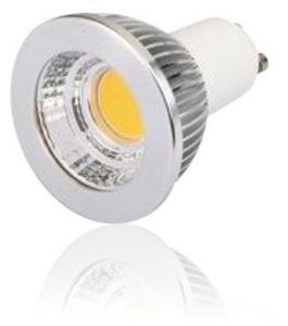 LEDlife COB5 LED spot - 5W, 230V, GU10 - Dimbar : Ikke dimbar