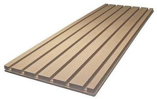 Uponor Calma 20 Trinnlyd Fordelingselem. 1800x600x36 mm, For Comfort Pipe 20 mm