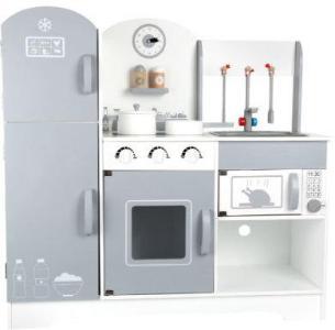 small foot® lekekjøkken med kjøleskap