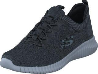 Skechers Elite Flex Bkgy, Sko, Sneakers og Treningssko, Sneakers, Blå, Herre, 41