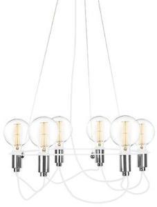 Globen Lighting Pendel Cables Hvit