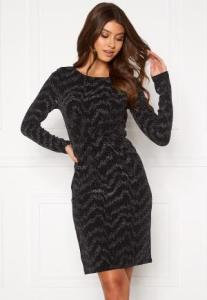 VILA Wipy L/S Dress Black L