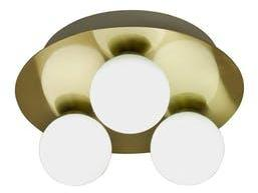 Takplafond Aneta Orfeus Messing/Opal