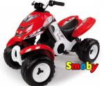 Smoby Xpower - batteridrevet ATV for barn