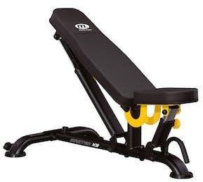 Treningsbenk Master Fitness Bench X3