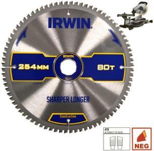 Sagblad for tre Irwin 250x2,8x30,0 mm Z80