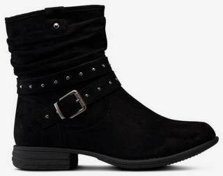 Duffy Boots Women Black