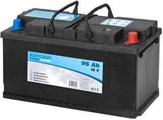 KAYOBA MARIN Båt-/fritidsbatteri 95Ah