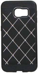 FERRELLI GXY S6E BLK CRYST COV BLACK