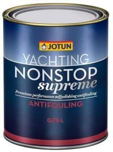 Jotun bunnstoff Nonstop Supreme 0,75 liter Hvit