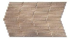 Dekor Coda Hill Ceramic Beige 31x56 cm Matt