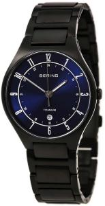 Bering 11739-727 Titanium Blå/Titan Ø39 mm