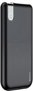 Baseus Thin Version Qi Trådløs Lader / Powerbank - 10000mAh - Svart