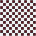 Flis Buci Rød 10x20 cm