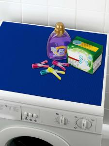 Wenko Matte til vaskemaskin Wenko blå