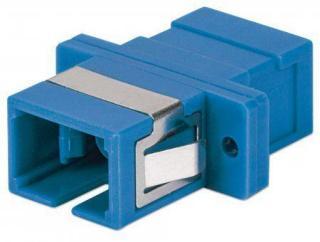 INTELLINET LWL Adapter SC->SC Singlemode simplex (760607)