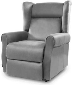 Massasjestol med løft (grå)